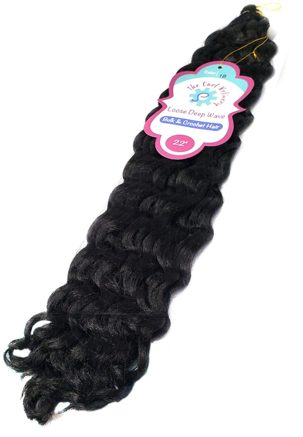 "Loose Deep Wave 22"" - The Curl Refinery"