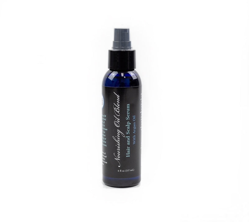 Nourishing Oil Blend 4 oz - The Curl Refinery