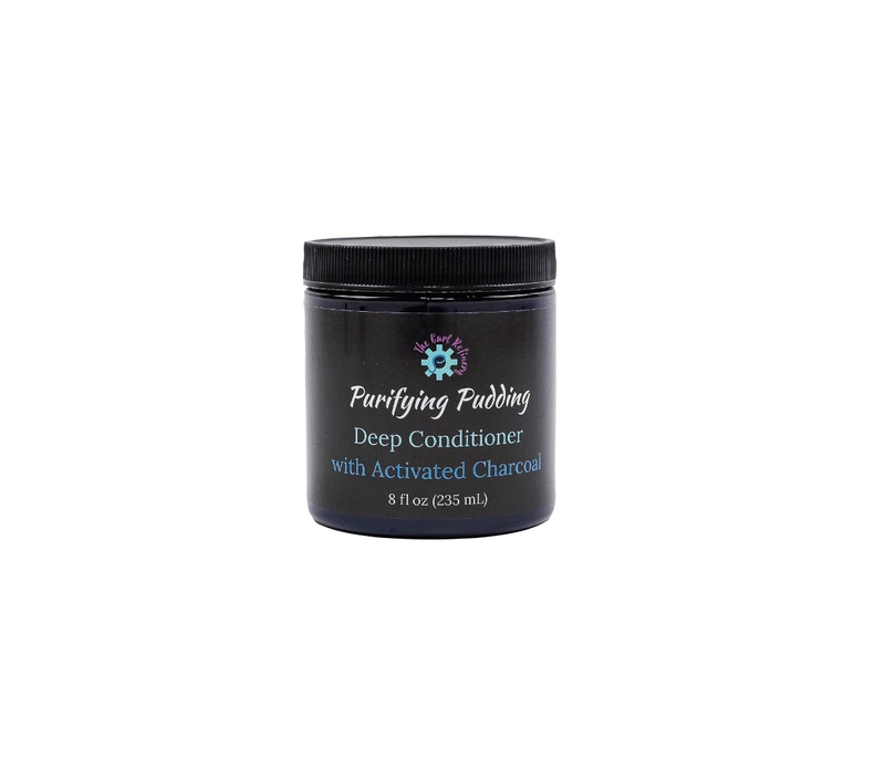 Purifying Pudding 8 oz - The Curl Refinery