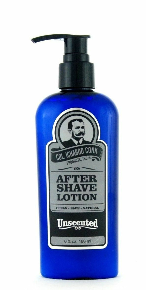 Col. Ichabod Conk After shave Lotion - Unscented