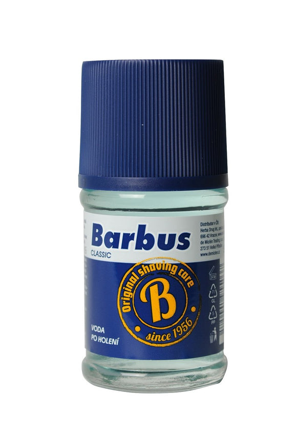 Barbus - Classic After Shave lotion - 60ml