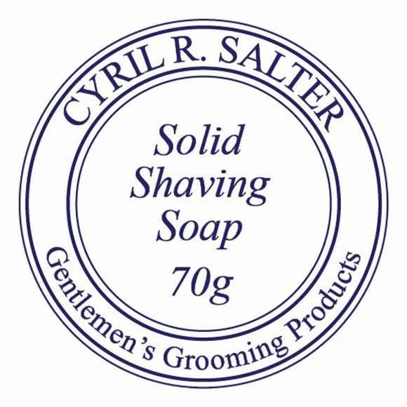 Cyril R. Salter Shaving Soap Refill 70g