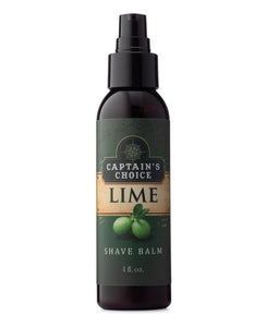 Captain's Choice - Lime -  Aftershave Balm