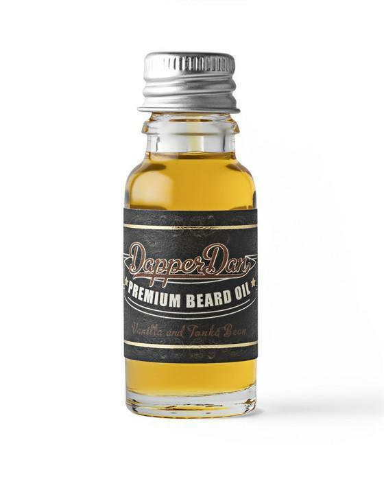 Dapper Dan Premium Beard Oil 15 ml
