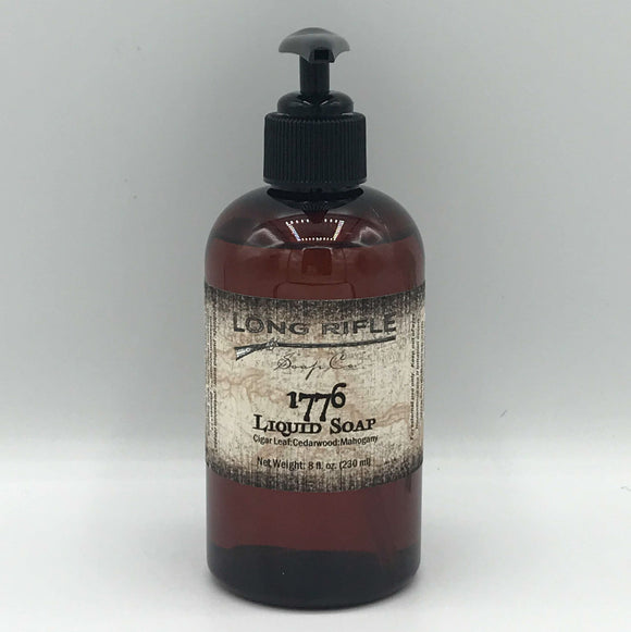 Long Rifle Soap Co. 1776 Liquid Hand Soap