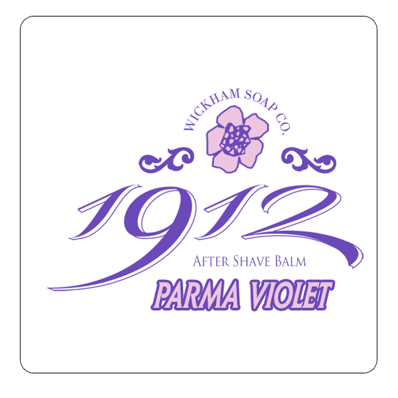 Wickham Soap Co. - Parma Violet - Aftershave Balm 50g