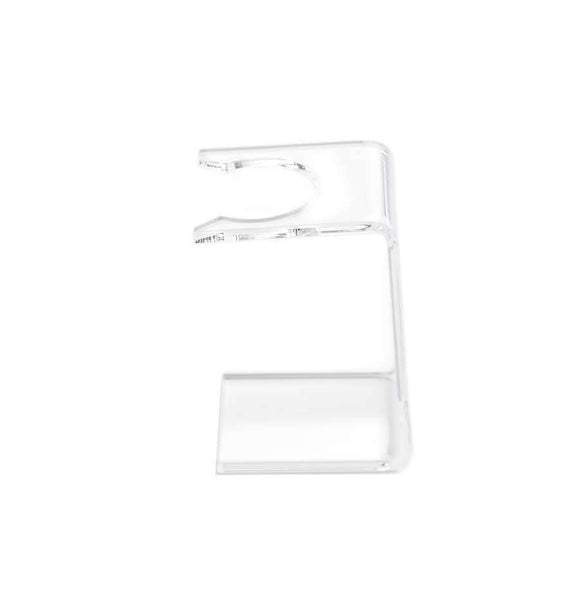Semogue Shaving Brush Drip stand  0010, Clear Acrylic