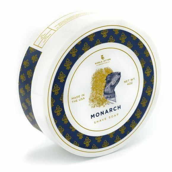 Noble Otter - Monarch Shave Soap