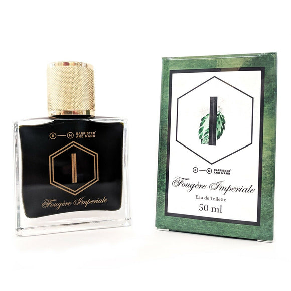 Barrister and Mann Fougère Imperiale Eau de Toilette, 50ml