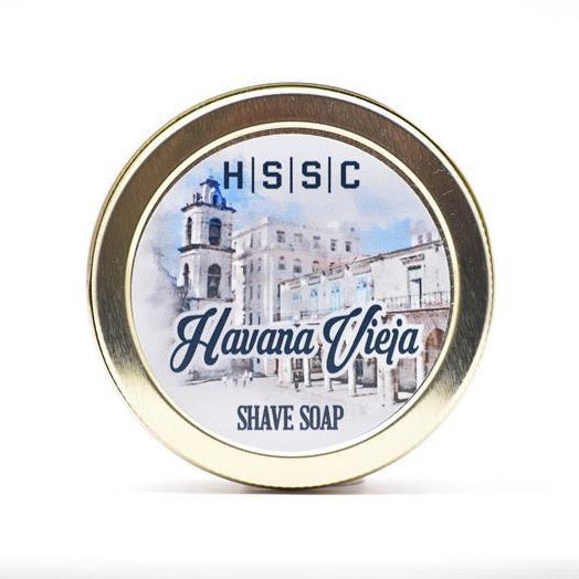 Highland Springs Soap Company. - Havana Vieja - Shaving Soap