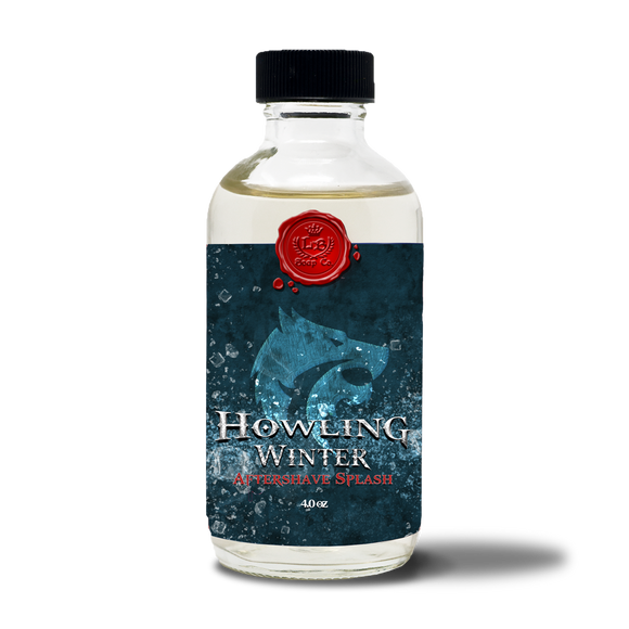 Lather Bros. - Howling Winter, 4 oz, Aftershave Splash