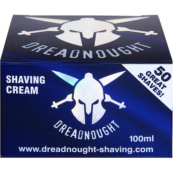 Shaving Cream by Dreadnought (100ml Shave Cream)
