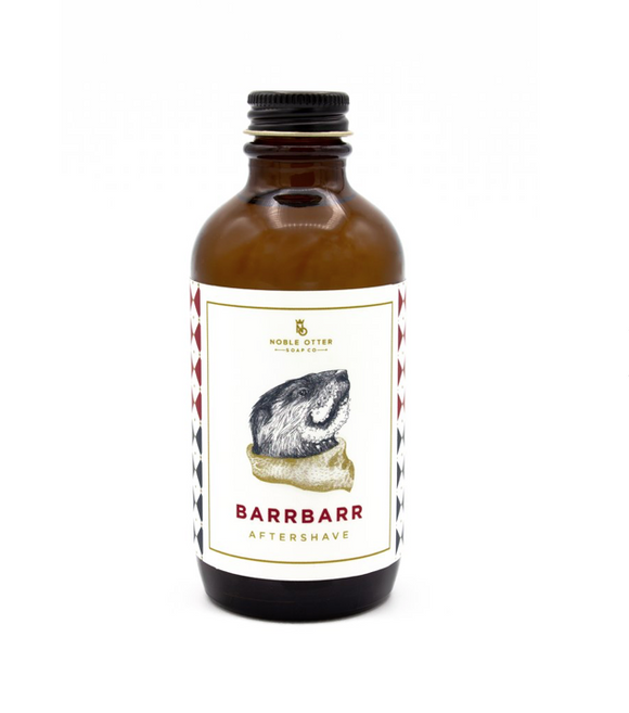 Noble Otter - BarrBarr Aftershave