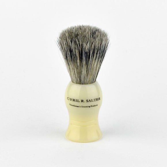 Cyril R. Salter Bristle and Badger Shave Brush