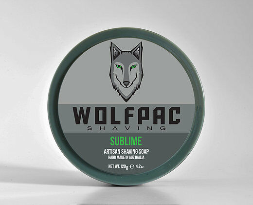 Wolfpac Shaving Sublime Shaving Soap