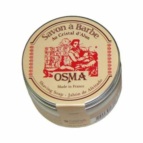 Osma Shaving Soap in Jar 100g