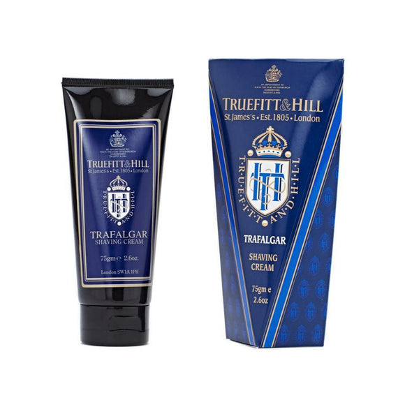Truefitt & Hill Trafalgar Shaving Cream Tube, 75g
