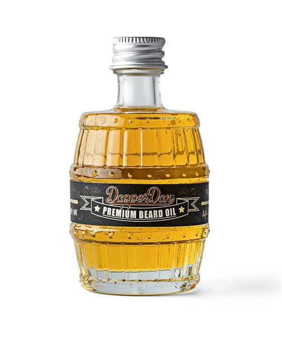 Dapper Dan Premium Beard Oil 50 ml