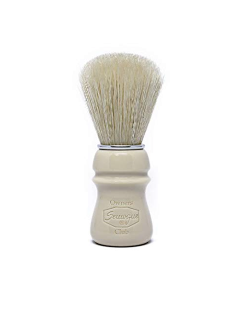 Semogue Owners Club - Premium Boar - TAJ Shaving Brush