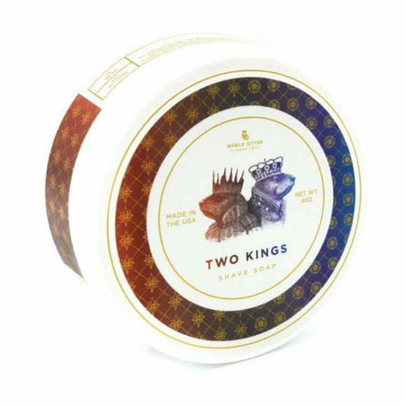 Noble Otter - Two Kings Shave Soap