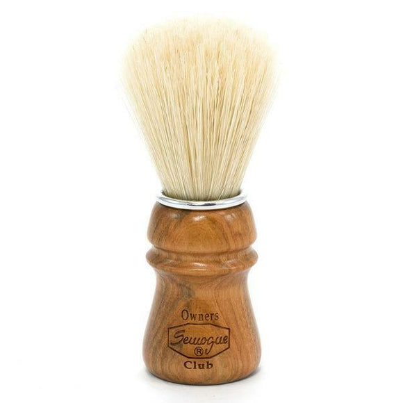 Semogue Owners Club - Premium Boar - Cherry Wood Shaving Brush
