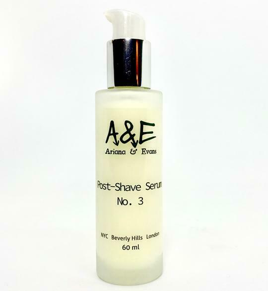 Ariana & Evans  Post Shave Serum  60ml - Unscented