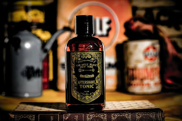 The Holy Black - Aftershave Tonic