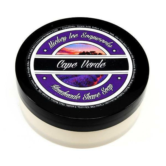 Mickey Lee Soapworks -Cape Verde- Shaving Soap