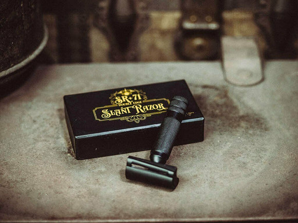 The Holy Black, SR-71 Slant Safety Razor