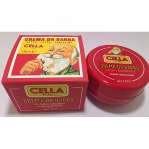 Cella Shaving Creme Bowl 150gr