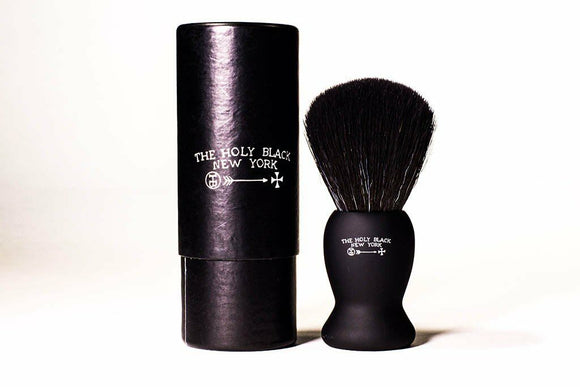 The Holy Black, Synthetic Shave Brush