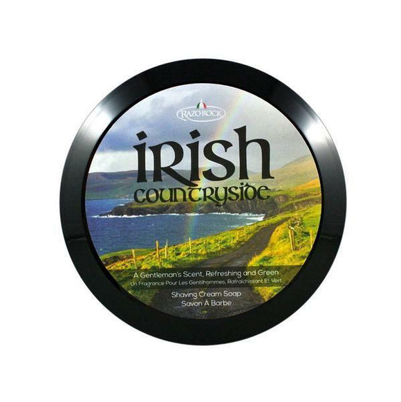 RazoRock Irish Countryside Shaving Cream Soap