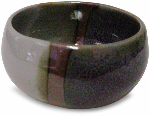 Col. Conk Santa Fe Pottery Shave Bowl, W/ Free Soap Puck