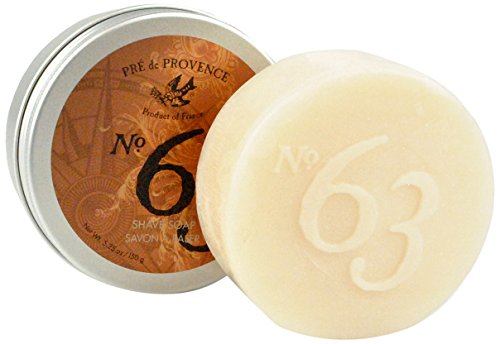 Pre de Provence No. 63 Men's Shave Soap