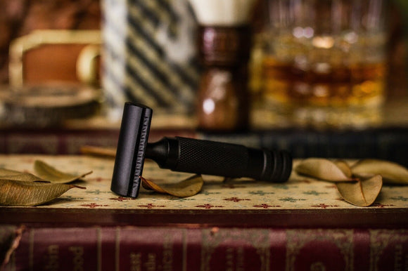 The Holy Black, SR-71 Guard Bar Safety Razor