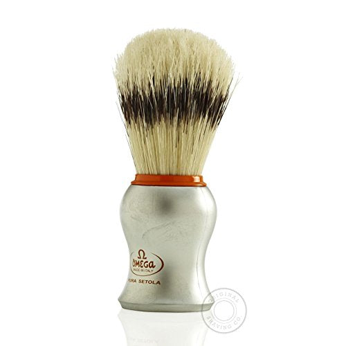 Omega Pure Bristle Shaving Brush 11573