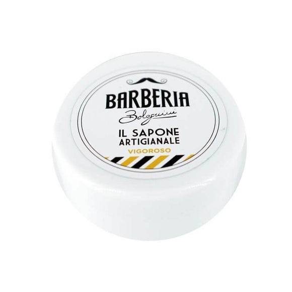 Barberia Bolognini Artisan Shaving Cream Soap - Vigoroso