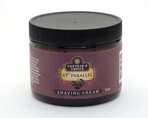 Captain's Choice - 45th Parallel - Shaving Cream