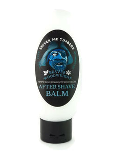 Black Ship Grooming Co. - Shiver Me Timbers - Aftershave Balm