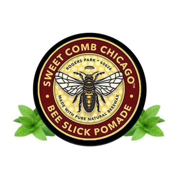 Sweet Comb Chicago All Natural Bee Slick Hair Pomade