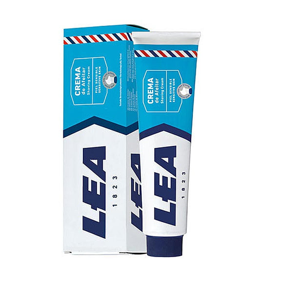 LEA Classic Shaving Cream - 150gr Metal Tube