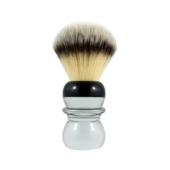 RazoRock BC Silvertip Plissoft Synthetic Shaving Brush