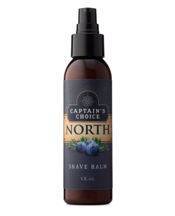 Captain's Choice - North - Aftershave Balm