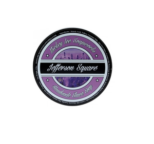 Mickey Lee Soapworks -Jefferson Square - Shave Soap