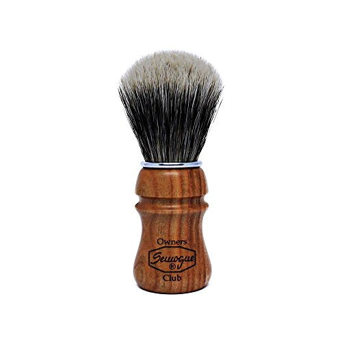 Semogue Owners Club - Cherry Wood - Boar & Badger Blend Edition Shaving Brush