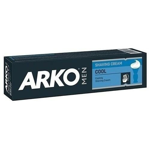 Arko Cool Menthol Shaving Cream, 100g