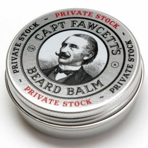 Captain Fawcett's Private Stock Beard Balm (60ml)