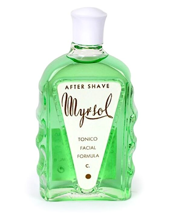 Myrsol Formula C After Shave, 180ml Glass Bottle