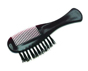Purebadger Collection Moustache Comb/Brush Combo