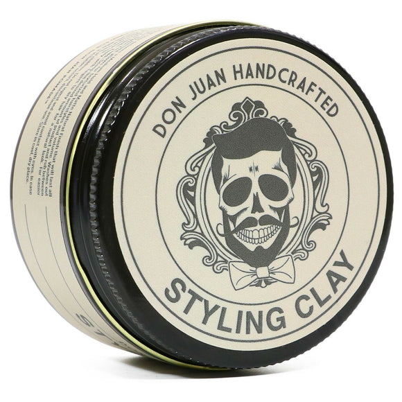 Don Juan Handcrafted Styling Clay 4oz.